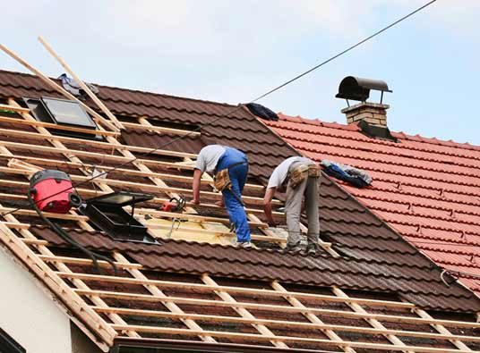 Roofing Companies - Covering You From Roof Problems