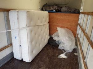 Mattress removal services